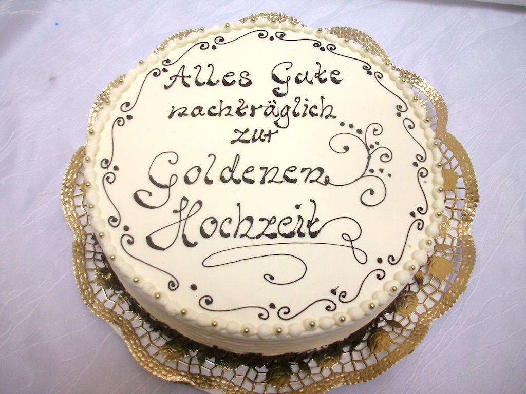 Silberne Und Goldene Hochzeit Backerei Rose Weimar Backerei Rose